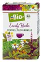 dmBio Kräutertee Lovley Herbs