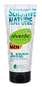 alverde MEN 3in1 Duschgel Sensitive Nature