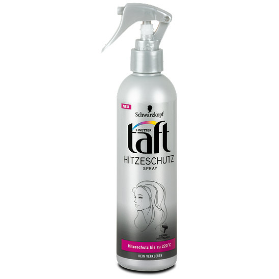 3 Wetter Taft Hitzeschutz Spray Hitzeschutz Im Dm Online Shop