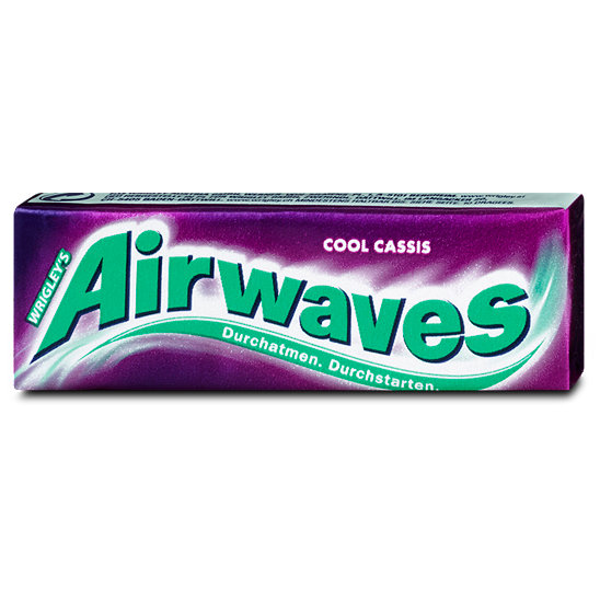 Airwaves Cool Cassis