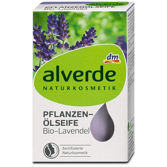 Alverde Pflanzen ölseife Lavendel Seifen Seifen Im Dm Online Shop
