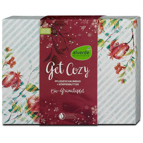 Alverde Pflegeset Get Cozy Bio Granatapfel Geschenksets