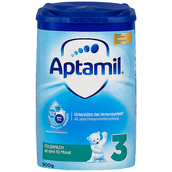 Aptamil Pronutra Advance Folgemilch 3