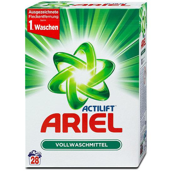 ariel actilift vollwaschmittel waschmittel im dm online shop. Black Bedroom Furniture Sets. Home Design Ideas