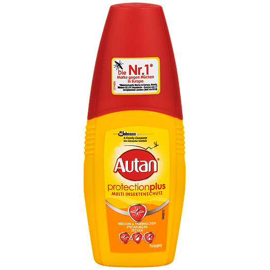 Autan Protection Plus Dm