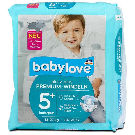 babylove windeln größe 1