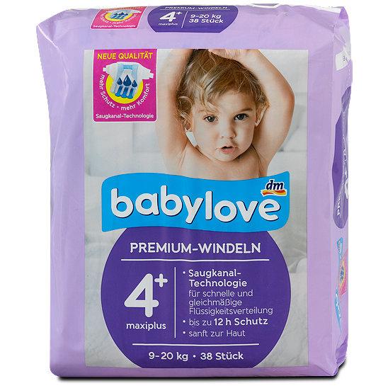 babylove windeln preis