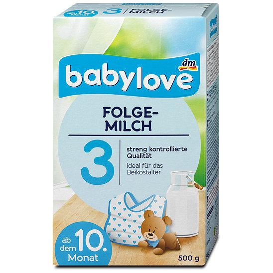 Babylove Milchpulver