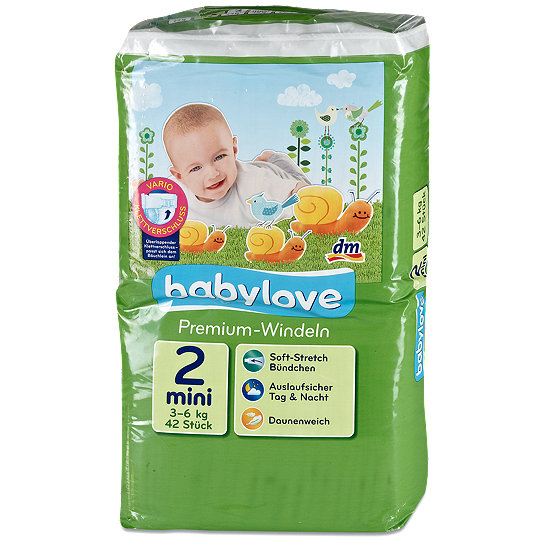 babylove windeln 3