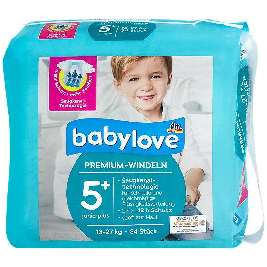 babylove windeln 2