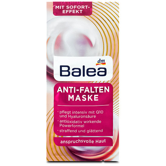 Balea Anti Falten Maske Masken Im Dm Online Shop