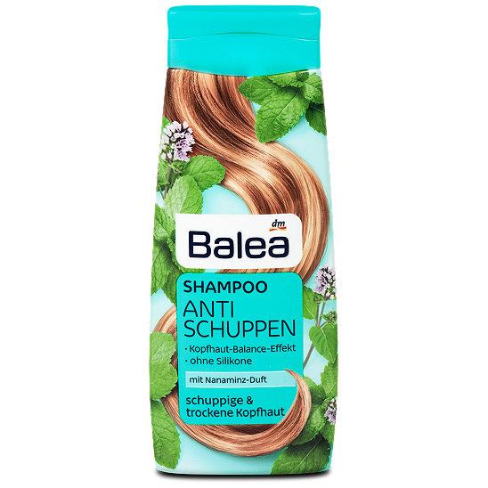 balea anti schuppen shampoo wasserminze bambus. Black Bedroom Furniture Sets. Home Design Ideas