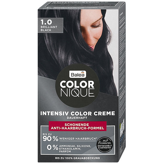 Dm haarfarbe ohne chemie