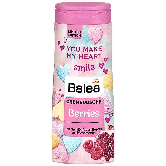 Balea Cremedusche Berries - Dusche im dm Online Shop