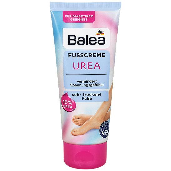 Balea Fußcreme Urea - Fußpflege im dm Online Shop