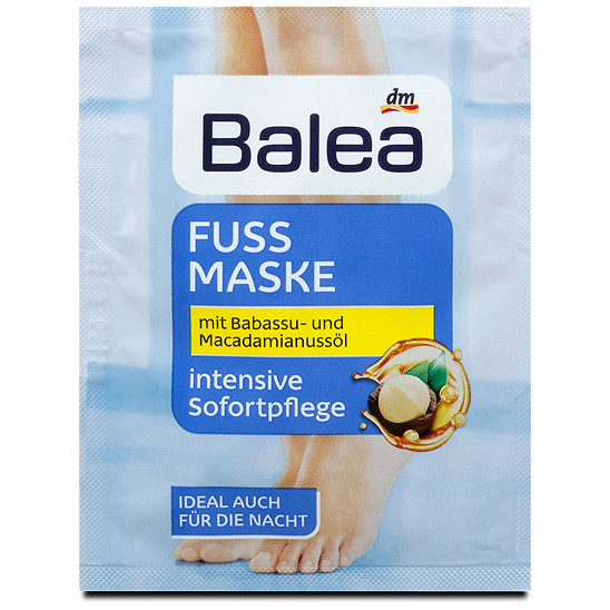 balea fu maske fu pflege im dm online shop. Black Bedroom Furniture Sets. Home Design Ideas