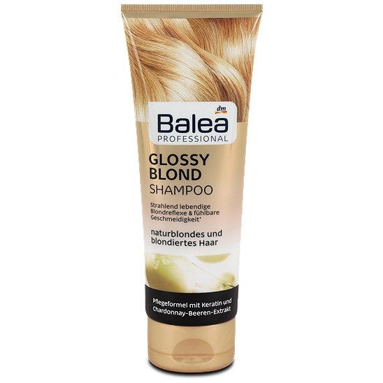 Balea Professional Glossy Blond Shampoo Shampoo Im Dm Online Shop
