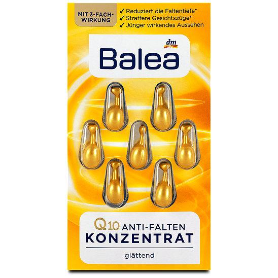 Balea Q10 Anti-Falten Konzentrat - Serum & Kur im dm..