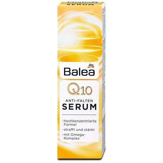 Balea Q10 Anti Falten Serum Serum Kur Im Dm Online Shop