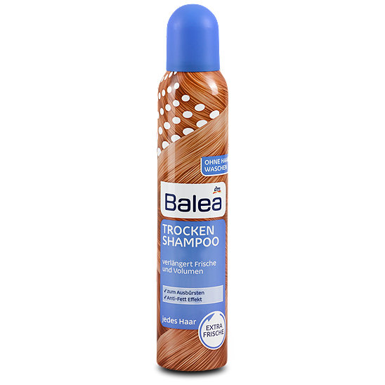 balea trockenshampoo shampoo im dm online shop. Black Bedroom Furniture Sets. Home Design Ideas
