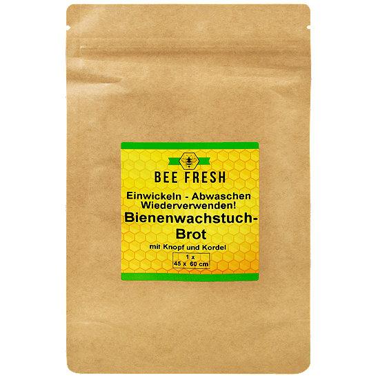 Tasche Bienenwachstuch Tasche Bee Bienenwachstuch Fresh Fresh Brot Bee Brot yNnOwv0m8