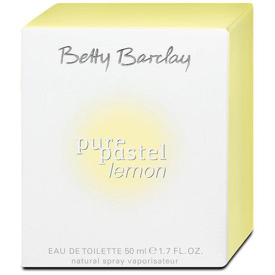 betty barclay pure pastel lemon edt damend fte im dm online shop. Black Bedroom Furniture Sets. Home Design Ideas