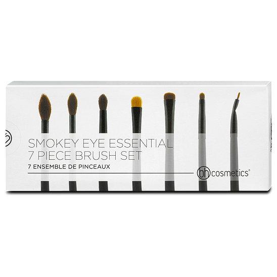 Bh Cosmetics Smokey Eye Essential 7 Teiliges Pinselset
