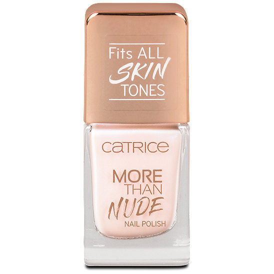 catrice more than nude lakier do paznokci 09 brownie not