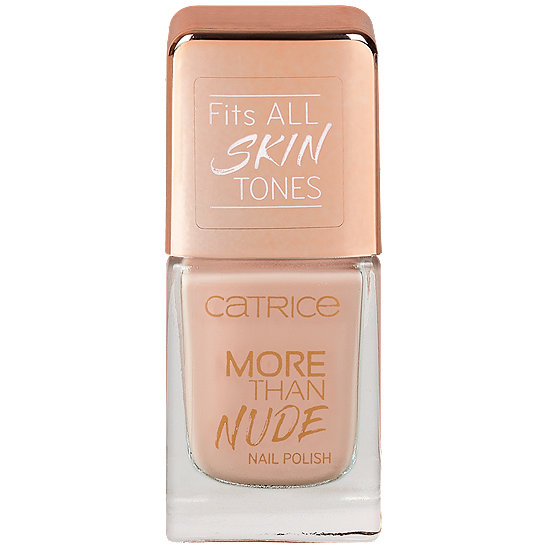 nagellack More Than Nude Catrice (10,5 ml)