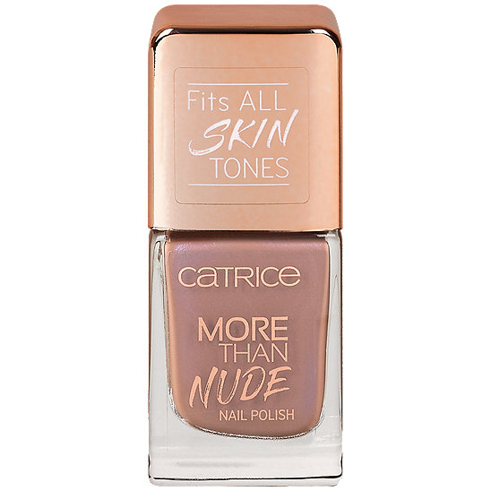 Catrice More Than Nude Nagellack - Nr. 05 Rosey-O & Sparklet