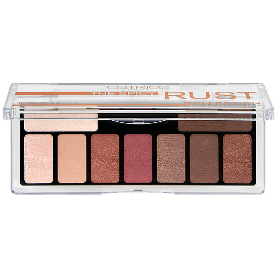 Catrice The Spicy Rust Collection Lidschattenpalette