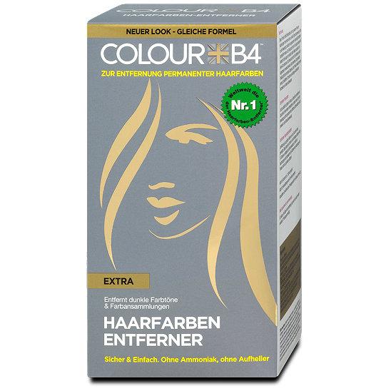 Haarfarben entferner auf blondierte haare