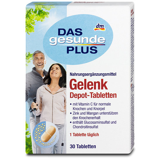 das gesunde plus gelenk depot tabletten. Black Bedroom Furniture Sets. Home Design Ideas