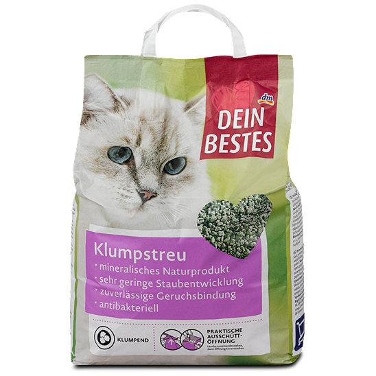 Dein Bestes Katzen Klumpstreu