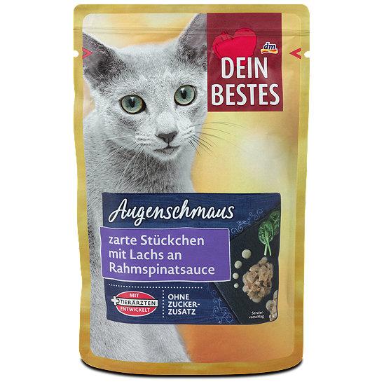 dein bestes katzenfutter