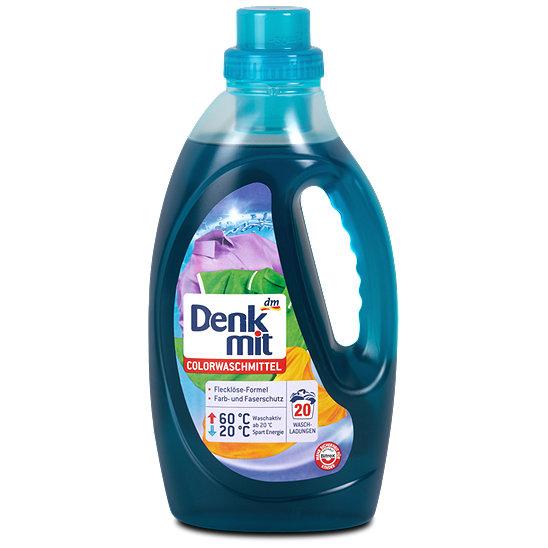 denkmit colorwaschmittel waschmittel im dm online shop