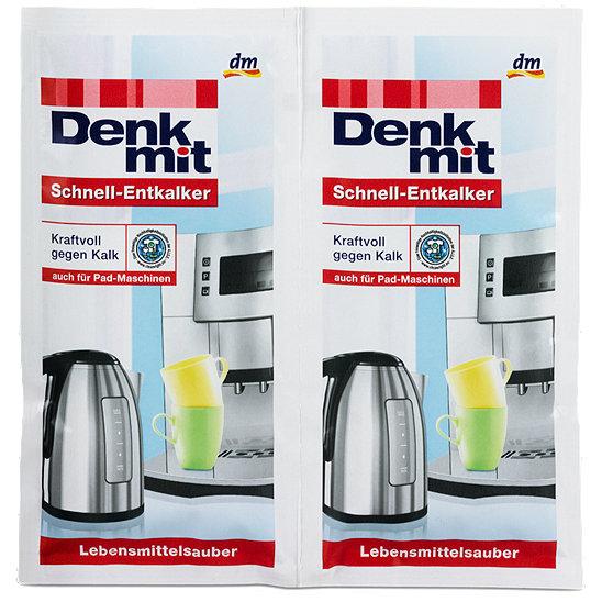 Dm Entkalker Für Kaffeevollautomaten : denkmit schnell entkalker spezialreiniger im dm online shop ~ Michelbontemps.com Haus und Dekorationen