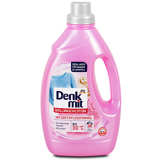 Lammfell Waschmittel Dm