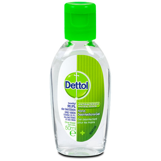 Denkmit Hygiene Spray Desinfektion