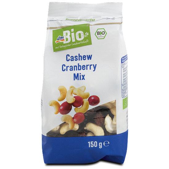 Cashew Cranberry Mix