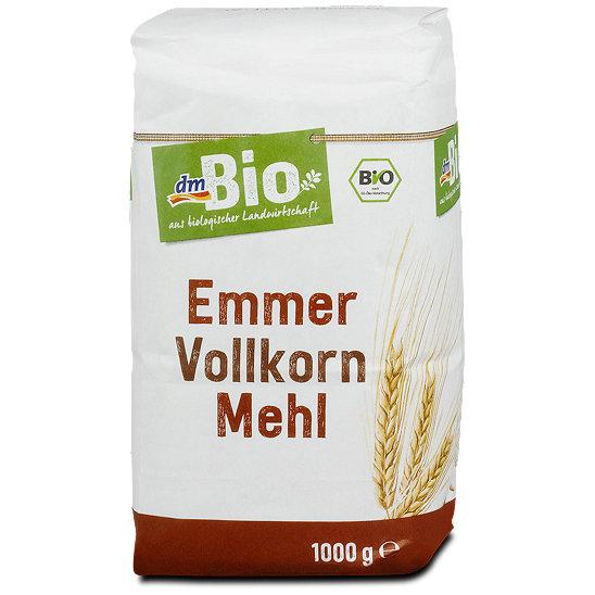 Vollkorn Mehl