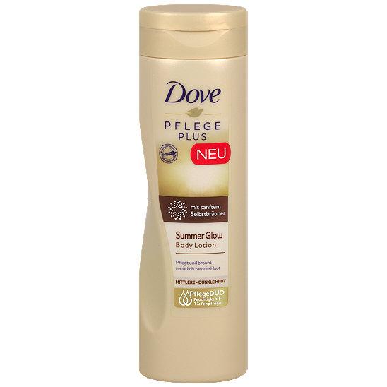 Dove Pflege Plus Bodylotion Summer Glow