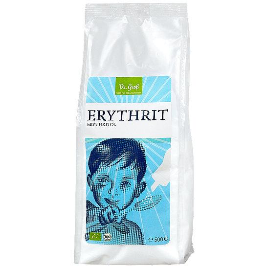 Dr. Groß Erythrit Biosüße