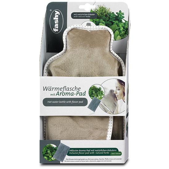fashy w rmflasche mit aroma pad sonstiges im dm online shop. Black Bedroom Furniture Sets. Home Design Ideas