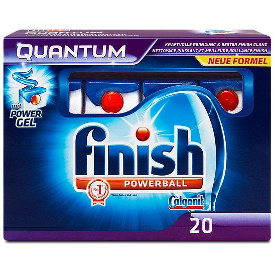 finish powerball quantum geschirrsp ler tabs. Black Bedroom Furniture Sets. Home Design Ideas