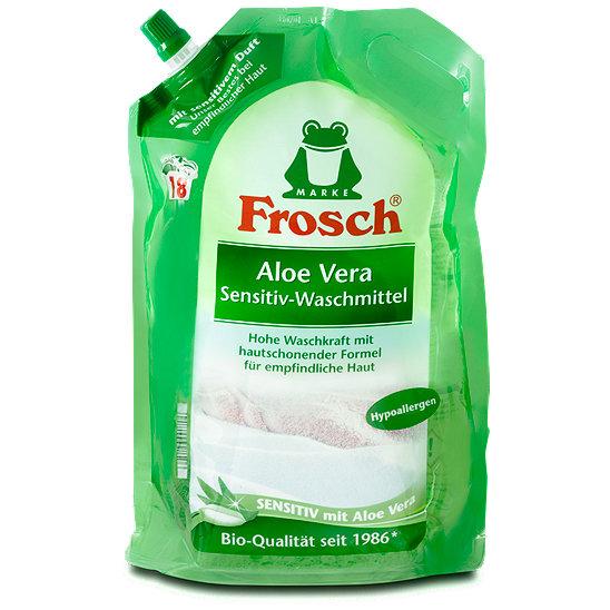 Frosch Sensitiv Waschmittel