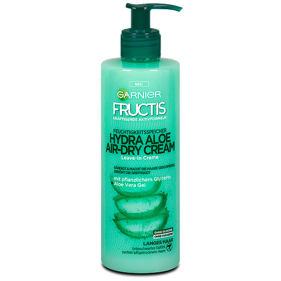 Garnier Fructis Hydra Aloe Air-Dry Leave Creme - Kur