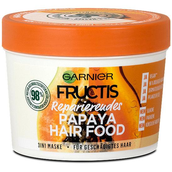 Garnier Fructis Hair Food Nourishing Banana 390ml For Dry 413eabdb517