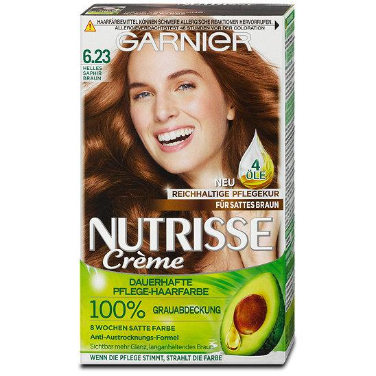 Haarfarbe - Garnier Nutrisse - Garnier Nutrisse Creme