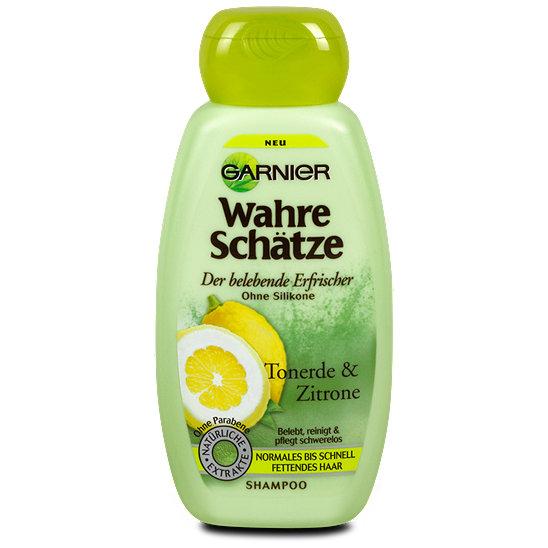 Garnier Wahre Schätze Der Belebende Erfrischer Shampoo
